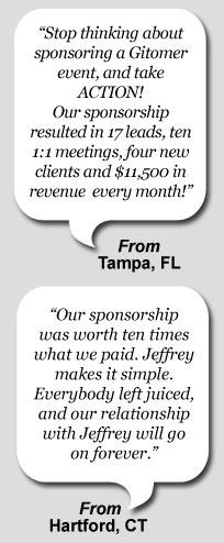 Sponsor Quotes